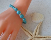 Turquoise Bracelet - Designed for Summer - New