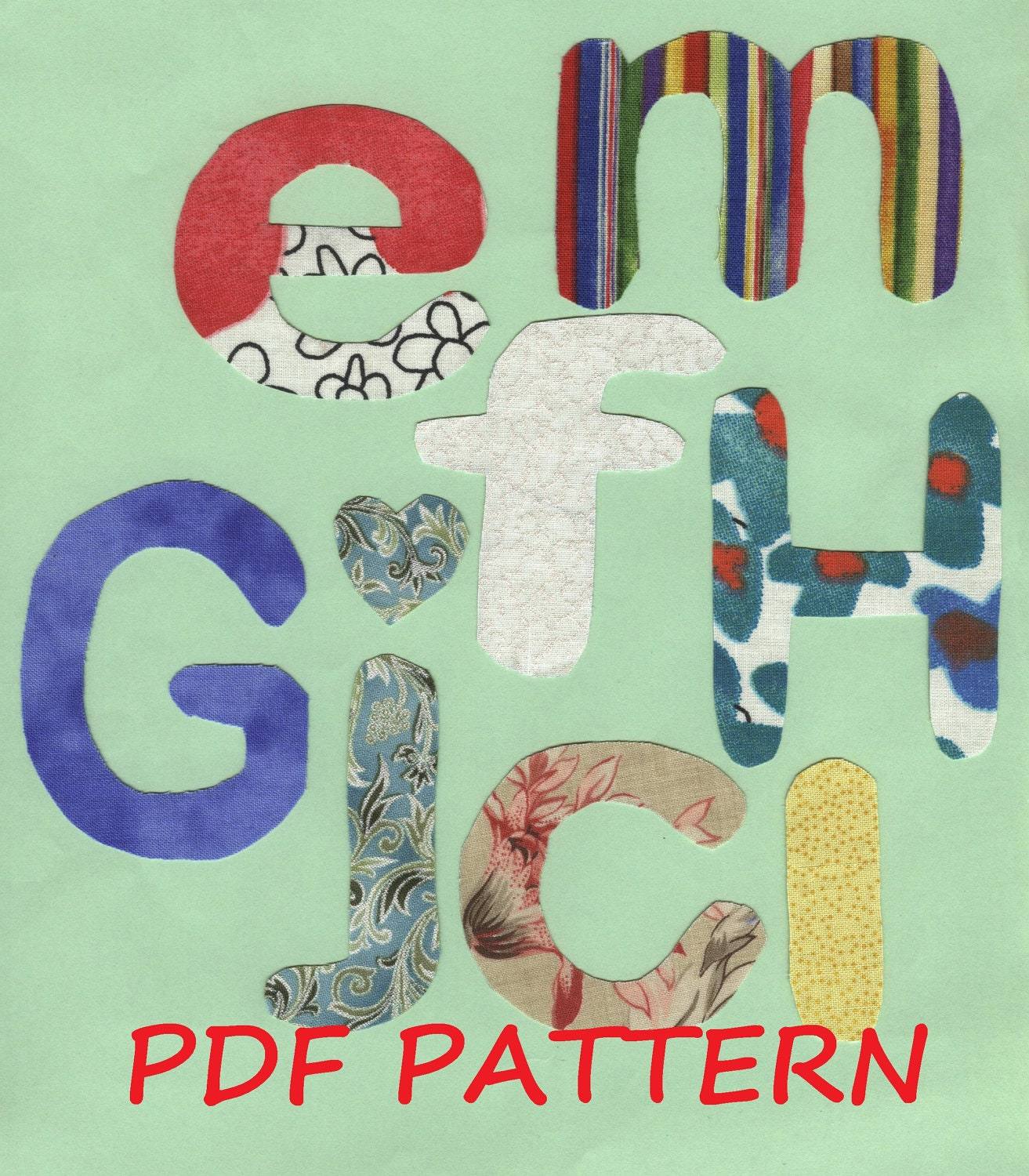alphabet letters pattern 15 fabric applique pdf alphabet letters pattern 2 3 fabric applique pdf by 247
