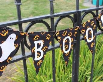 "Halloween Banner-""BOO"""