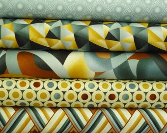 Modernist by Timeless Treasures 7  One yard pieces