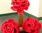 Large Crepe Paper Rose