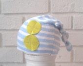 Baby Photo Shoot Hat. Newborn Double Knot HAT. (LILHOOT)