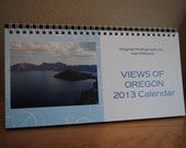 "2013 ""VIEWS OF OREGON"" Calendar by Kat Williams"