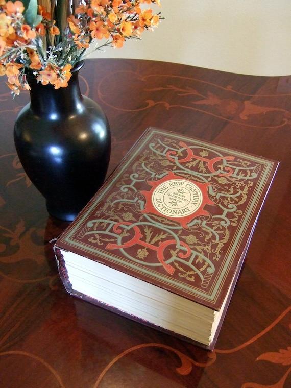 The New Century Dictionary 1957 - SALE PRICE