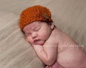 Baby Boy Hats - Baby Girl Hats - Textured  Baby Hat  Photo Prop Newborn Hat  Crochet Baby Hat Beanie - Newborn - 0-3 months -3-6 months