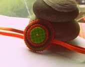 Vintage Lime Headband by BC McGee