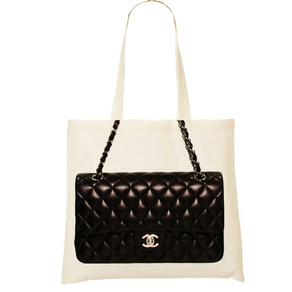 Classic Chanel-the Tote