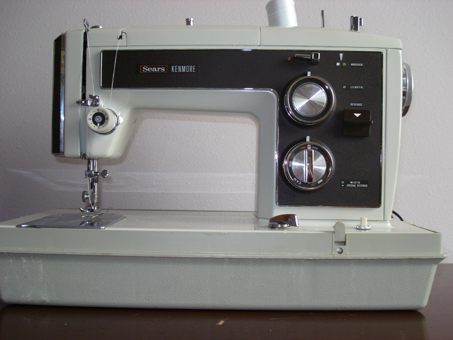 1970s kenmore sewing machine