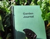 Garden Journal--Water-resistant