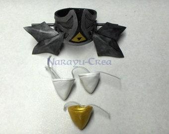 Twilight Princess Hair accessories