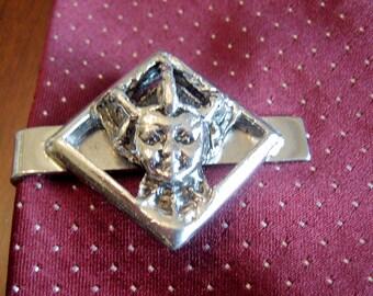 Vintage Viking Tie Clip - Retro Viking Tie Clip - Viking Jewelry - Minnesota Vikings Jewelry - Medieval Tie Bar