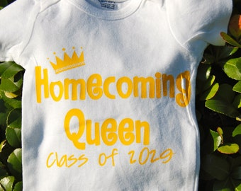 Homecoming Queen - Class of...