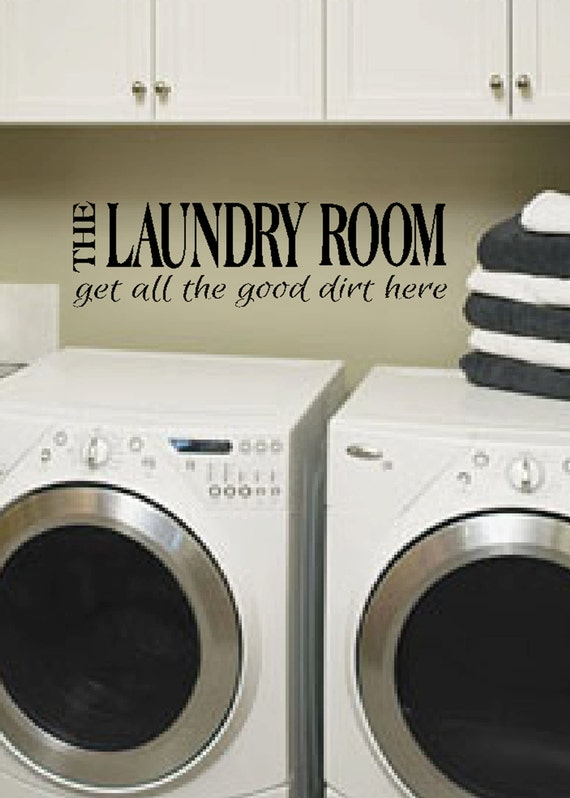 Laundry Room Decor Accessories And