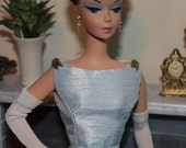 Jacqueline Kennedy. Outfit for Silkstone Barbie, Fashion Royalty, Poppy Parker, Monogram dolls OOAK