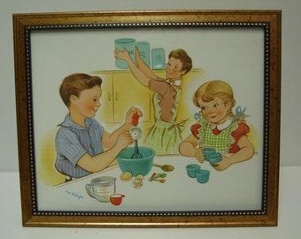 Rare and Nostalgic Children's Picture