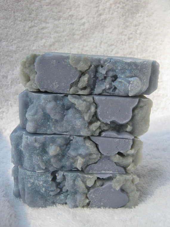 CLEARANCE Mulbbery Handmade soap