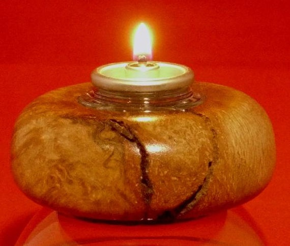 Oil candle doughnut for Oil filled candlesticks