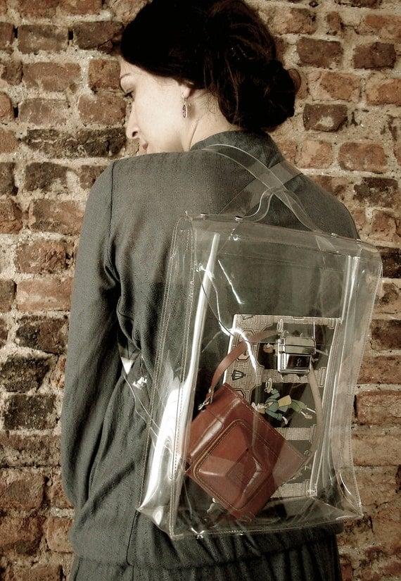 Transparent Trends - Ghost Bag No4