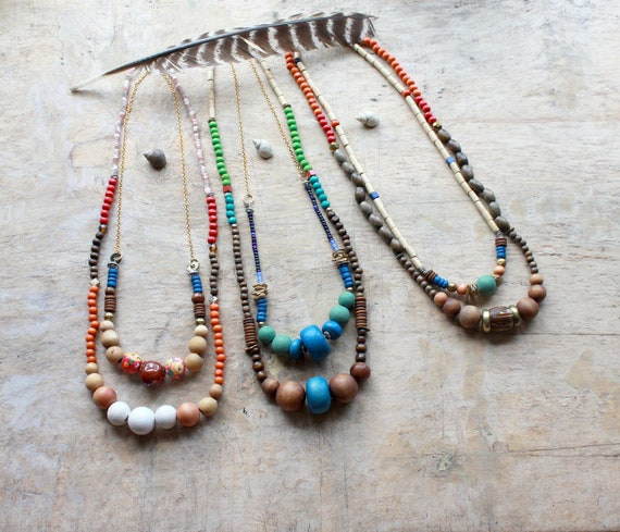 AKUA - Beaded necklace - Lost and Found