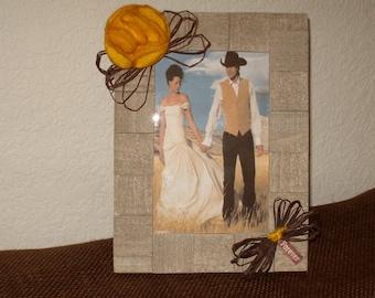 RUSTIC...Wood Frame....Barn Wedding....Outdoor....Bridal Shower....Event