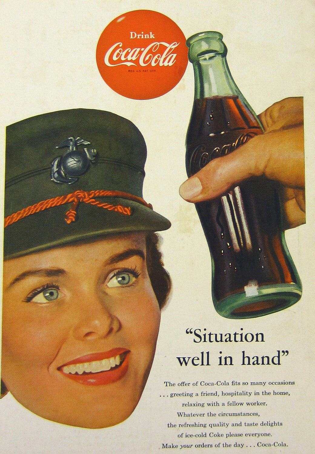 an analysis of the stubbies advertisement by coca cola essay Coca-cola and grove press: exchange of letters   such is the case concerning the correspondance between the coca-cola  the usurpation of an advertising slogan .