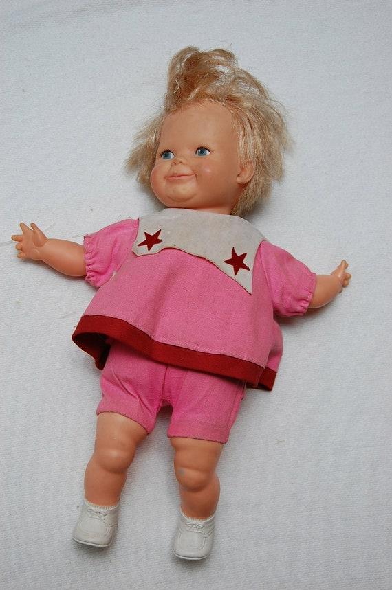 1968 Sister Thumbelina Doll