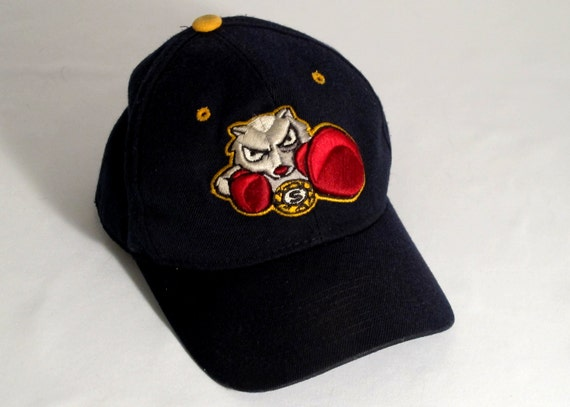 the fighting squirrels    baseball hat