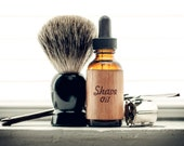 1.2 ounces of all natural Shave Oil. - thebeardedbastard