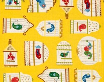 Tweet Songs - Fabric By The Yard