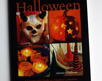 Halloween Costume, Decor and Party Instruction Book