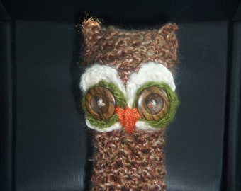 Owl Gear Shifter Cover