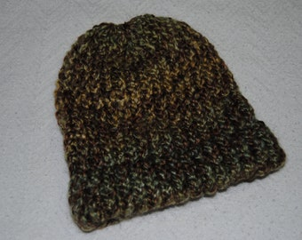 Warm fall thick soft Hat
