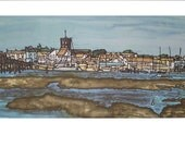 Shoreham-by-Sea Giclee print