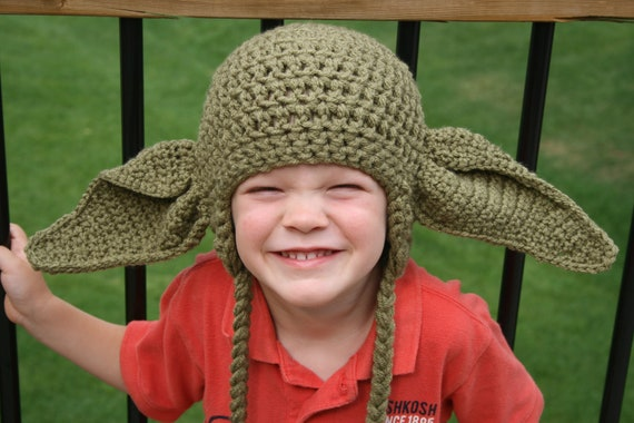 Crochet Pattern Yoda Ears : Unavailable Listing on Etsy