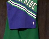 Bayside Cheerleading Costume