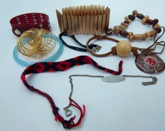Vintage Assorted Lot of Bracelets