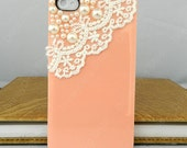Lace Style iPhone 5 case iPhone 4 case iPhone 4s case iPhone cover Multiple color choices Listing Stats Listing Stats