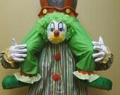 Original Piggyback Unique Funny Clown Costume