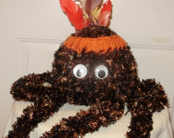 Indian Furry Spider