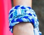 L I L A Braided Bracelet