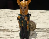 Loki keychain/charm