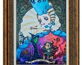 Twister of Fate - fine art print