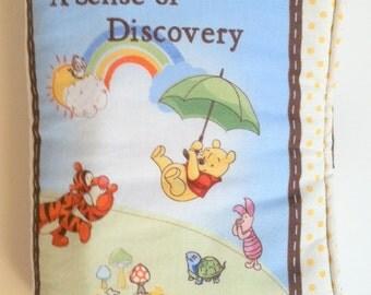 Baby First Book, Children's Cloth Book, Soft Pillow,Activity Book, Soft Baby Book, Toddler Book, Cloth Baby Book,