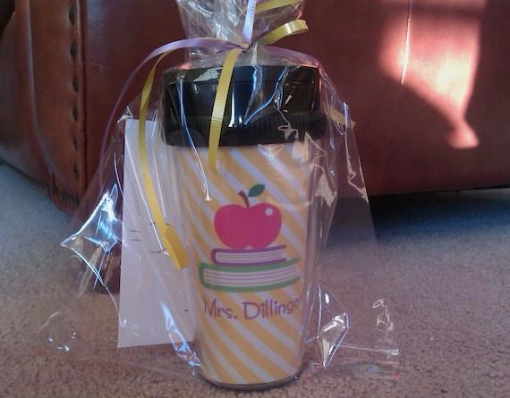 Personalized Travel Mug Teacher Travel Mug Teacher Coffee
