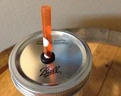 Mason Jar Lids- 5 count