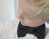 Little boy's bow tie in many colors and prints perfect for boys photo props
