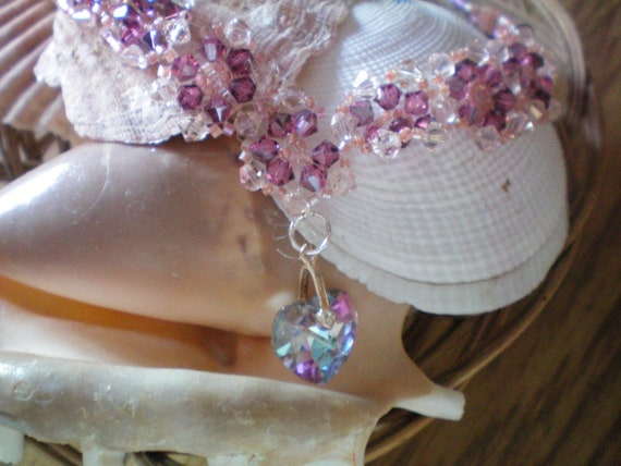 Snow flakes Necklace