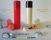 100% NATURAL Sweet Tasting Lip Balm