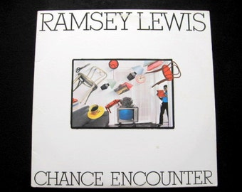 SALE 1982 Ramsey Lewis Chance Encounter