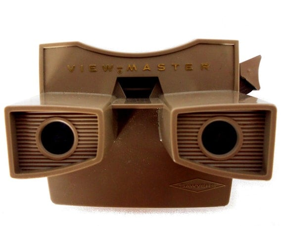 View Master - Viewer Model G